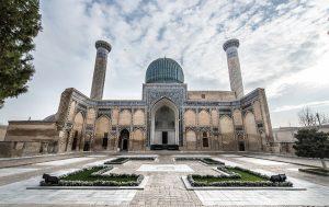 古爾艾米爾圓頂陵寢