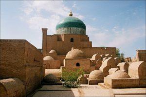 帕赫拉凡穆罕默德陵寢