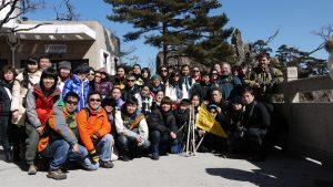 黃山5天團2011