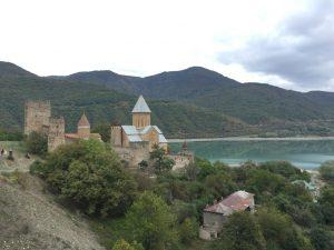 安南努利城堡Ananuri Castle