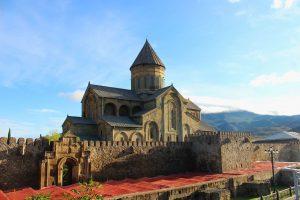 梅茨赫塔Mtskheta古城及教堂群