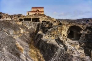 烏普利斯岩城Uplistsikhe Cave Town 2