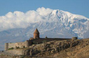 霍瑞維拉修道院Khor Virab Monastery 2